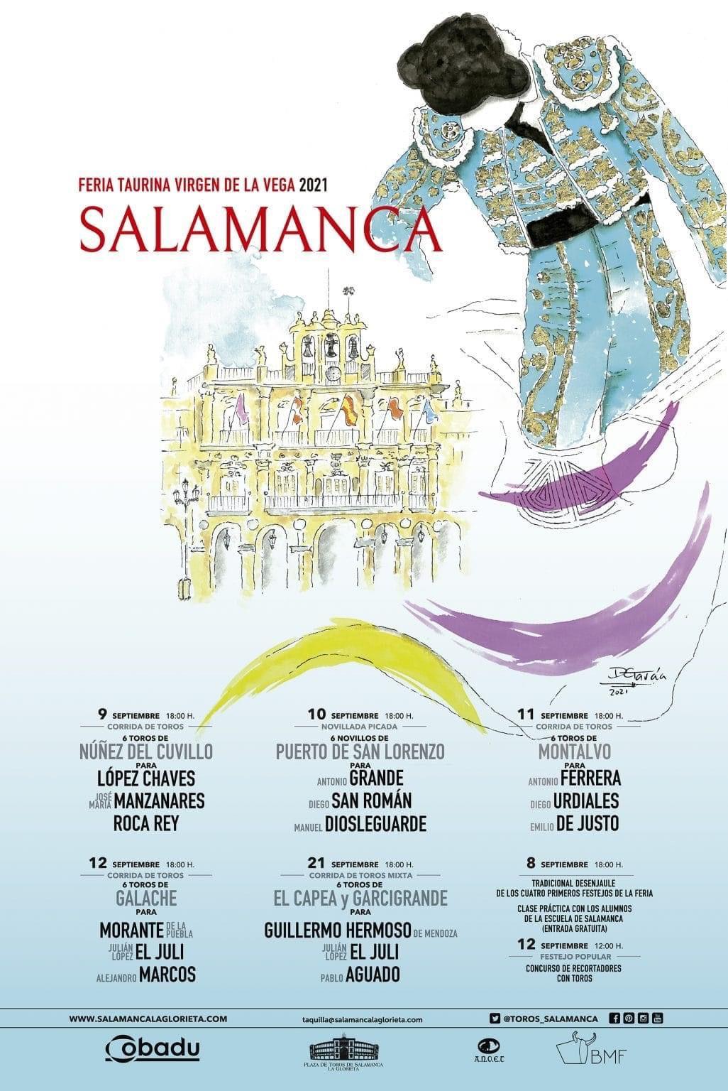 SALAMANCA 21
